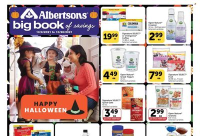 Albertsons (CA, ID, LA, MT, OR, TX, WA) Weekly Ad Flyer October 19 to October 26