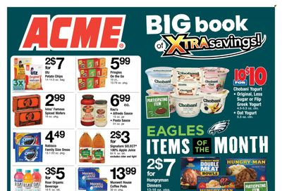 ACME (DE, NJ, NY, PA) Weekly Ad Flyer October 19 to October 26