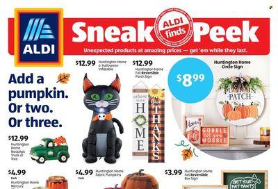 ALDI Weekly Ad Flyer October 19 to October 26