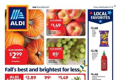 ALDI (OK) Weekly Ad Flyer October 19 to October 26