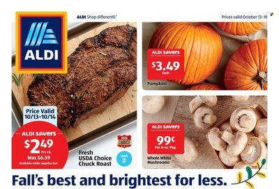 ALDI (CA) Weekly Ad Flyer October 19 to October 26