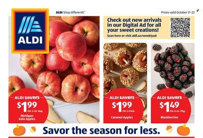 ALDI (KY, OH, WV) Weekly Ad Flyer October 19 to October 26