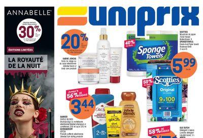Uniprix Flyer October 21 to 27