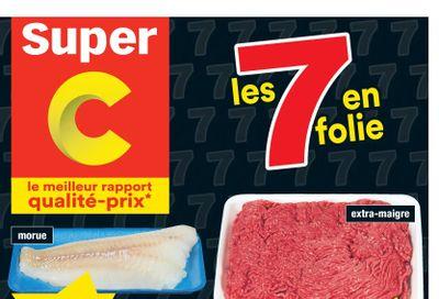 Super C Flyer October 21 to 27
