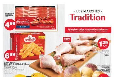 Marche Tradition (QC) Flyer October 21 to 27