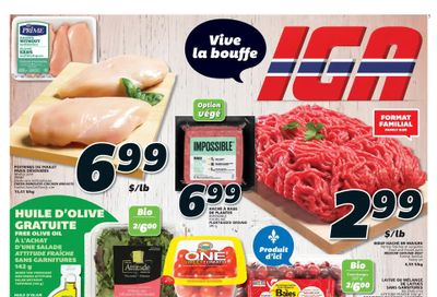 IGA (QC) Flyer October 21 to 27