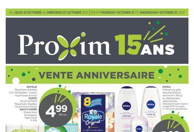Proxim Flyer October 21 to 27