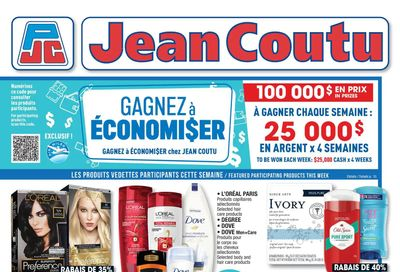 Jean Coutu (QC) Flyer October 21 to 27