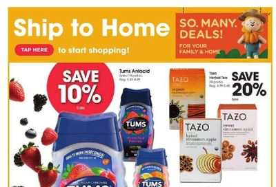 Fred Meyer Weekly Ad Flyer October 19 to October 26