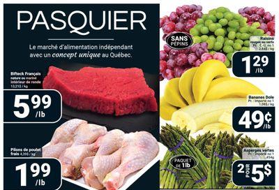 Pasquier Flyer October 21 to 27