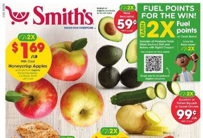 Smith's (AZ, ID, MT, NM, NV, UT, WY) Weekly Ad Flyer October 19 to October 26