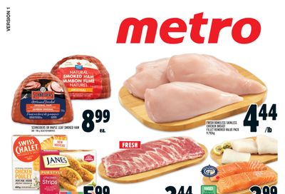 Metro (ON) Flyer October 21 to 27