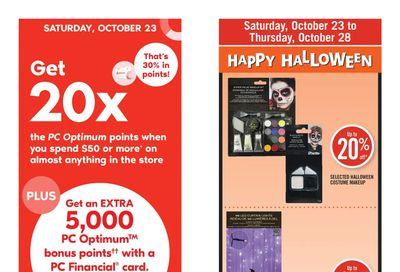 Shoppers Drug Mart (ON) Flyer October 23 to 28