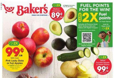Baker's (NE) Weekly Ad Flyer October 19 to October 26