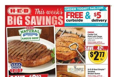 H-E-B (TX) Weekly Ad Flyer October 19 to October 26