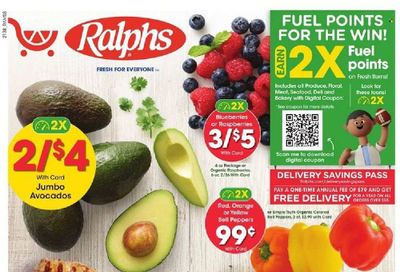Ralphs (MD, NC, VA) Weekly Ad Flyer October 19 to October 26
