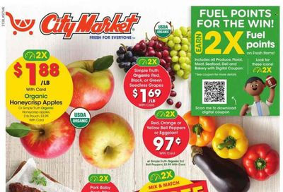 City Market (CO, UT, WY) Weekly Ad Flyer October 20 to October 27