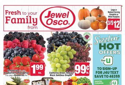 Jewel Osco (IN) Weekly Ad Flyer October 20 to October 27