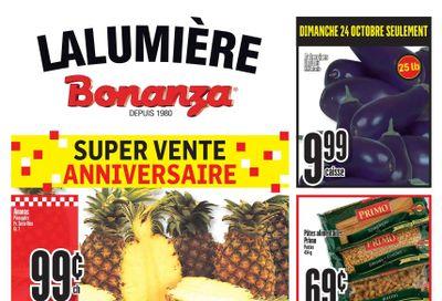 Bonanza Flyer October 20 to 26