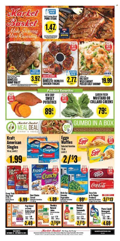 Market Basket (LA, TX) Weekly Ad Flyer October 20 to October 27