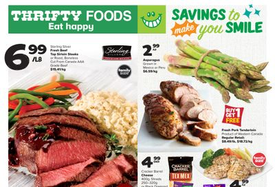 Thrifty Foods Flyer October 21 to 27