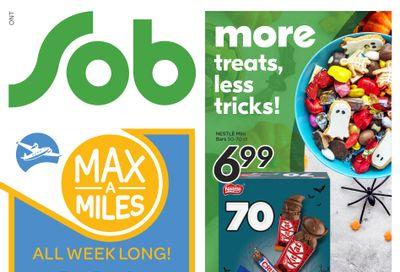 Sobeys/Safeway (SK & MB) Flyer October 21 to 27