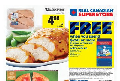 Real Canadian Superstore (ON) Flyer October 21 to 27