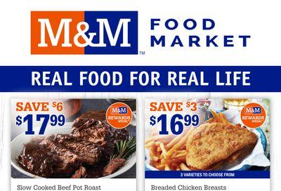 M&M Food Market (SK, MB, NS, NB) Flyer October 21 to 27