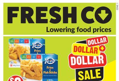 FreshCo (West) Flyer October 21 to 27