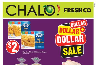 Chalo! FreshCo (West) Flyer October 21 to 27