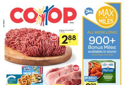 Foodland Co-op Flyer October 21 to 27