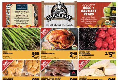 Farm Boy Flyer October 21 to 27