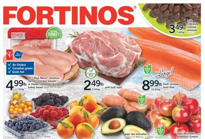 Fortinos Flyer October 21 to 27