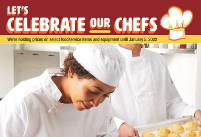 Wholesale Club (ON) Let's Celebrate Our Chefs Flyer October 21 to January 5