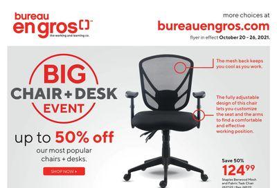 Bureau En Gros Flyer October 20 to 26