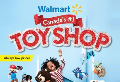 Walmart Toy Shop Flyer October 21 to December 24