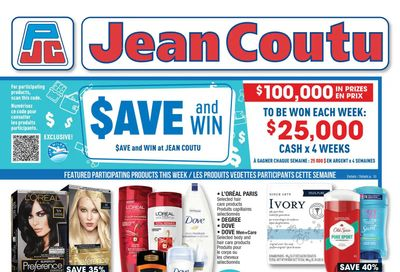 Jean Coutu (NB) Flyer October 22 to 28