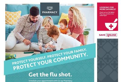 Co-op (West) Pharmacy Flyer October 21 to November 10