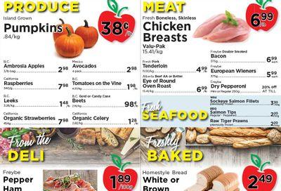 Village Food Market Flyer October 20 to 26
