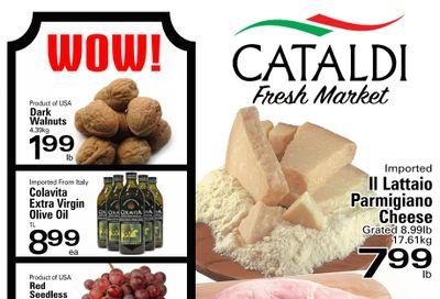 Cataldi Fresh Market Flyer October 20 to 26