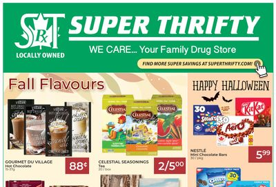 Super Thrifty Flyer October 20 to 30