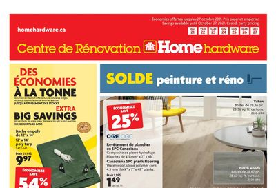 Home Hardware Building Centre (QC) Flyer October 21 to 27