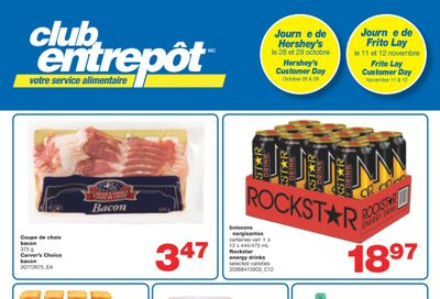 Wholesale Club (QC) Flyer October 21 to November 10