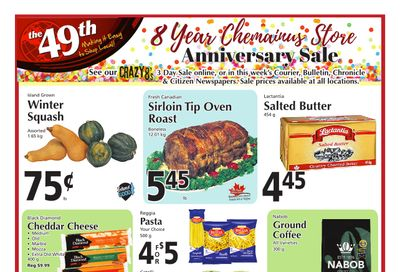 The 49th Parallel Grocery Flyer October 21 to 27