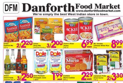Danforth Food Market Flyer October 21 to 27