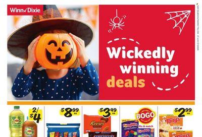 Winn Dixie (AL, FL, GA, LA) Weekly Ad Flyer October 20 to October 27