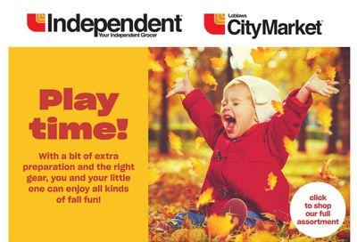 Loblaws City Market Baby Book October 21 to November 3