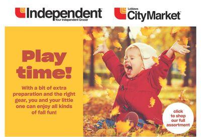 Independent Grocer (West) Baby Book October 21 to November 3