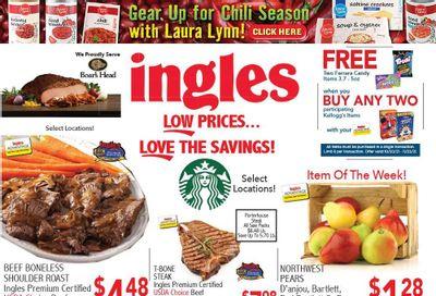 Ingles (GA, NC, SC, TN) Weekly Ad Flyer October 20 to October 27