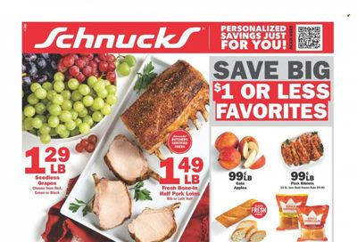 Schnucks (IA, IL, IN, MO) Weekly Ad Flyer October 20 to October 27